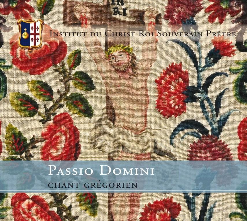 Passio Domini – Neue CD mit Gregorianischem Choral jetzt erhältlich