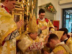 Heilige Priesterweihe in Gricigliano