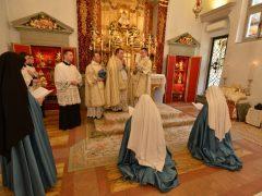 Heiliger Josef, Beschützer aller Jungfrauen, bitte für uns!