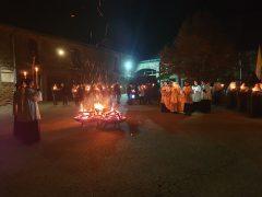 Zum ersten Mal: Sankt-Martin-Prozession in Engelport