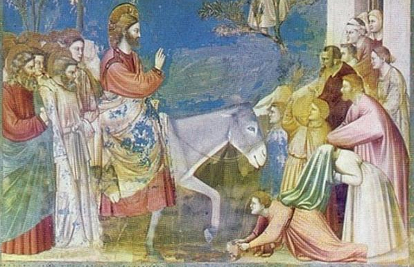 Exegese in jerusalem jesu einzug Exegese: Jesu