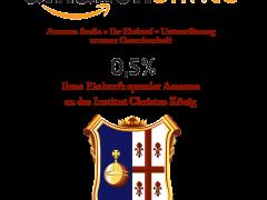 Unterstützen Sie das Institut Christus König, wenn Sie anstatt bei www.amazon.de bei smile.amazon.de einkaufen