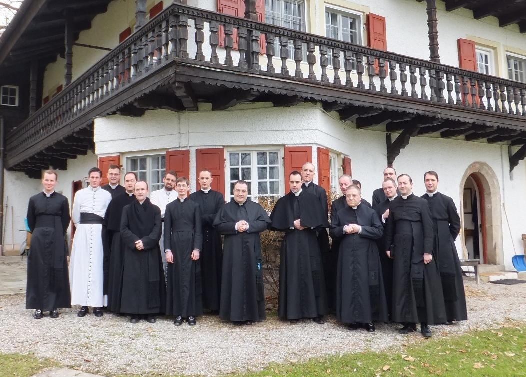 Besinnungstage für Priester