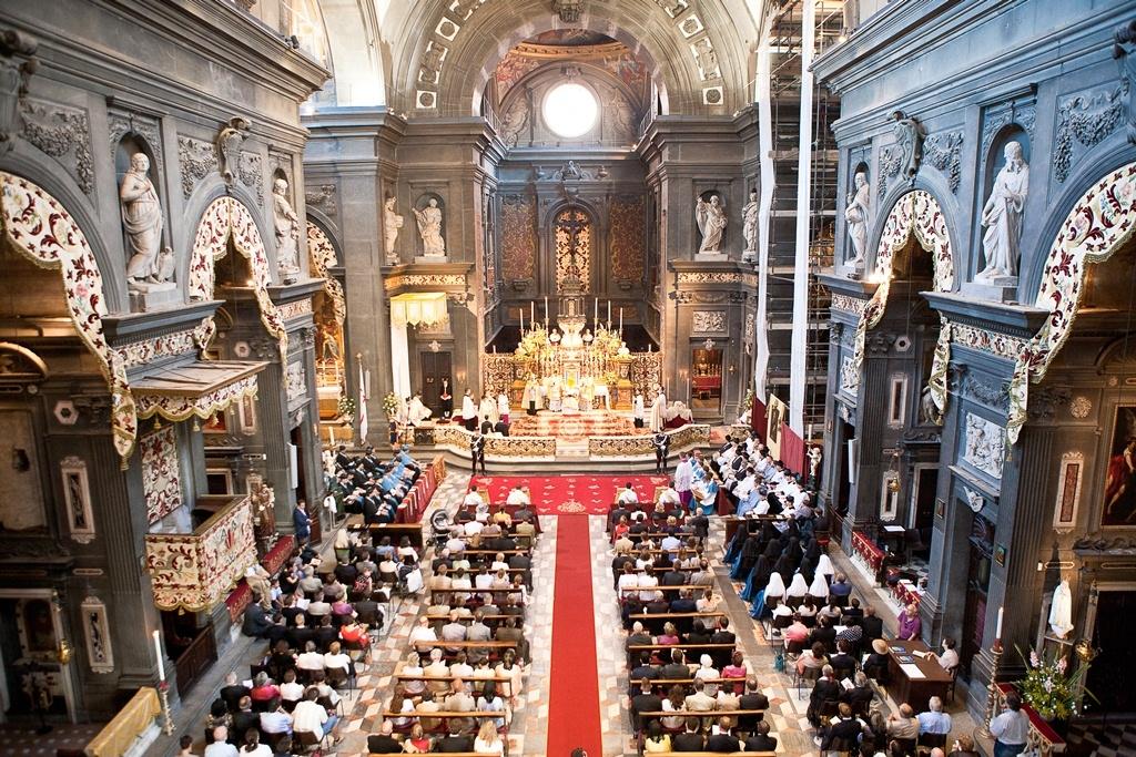 Die heiligen Weihen 2011: Deo Gratias!