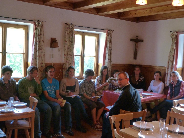 Jugendcamp am Kochelsee