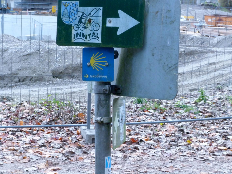 E Ultreia! Jugendwallfahrt auf dem Jakobsweg nach Altötting.